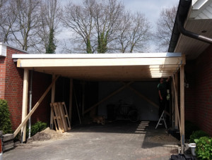Dachtechnik Unger_Holzbau I