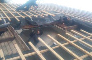 Dachtechnik Unger_Holzbau II