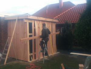 Dachtechnik Unger_Holzbau V